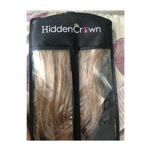 """Hidden Crown Hair Extensions 116 - DayDream 14"""""""